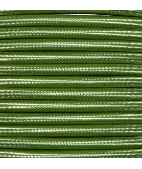 0.75mm Round Cable Cyprus Green