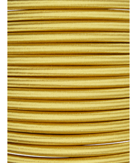 0.75mm Round Cable Brass