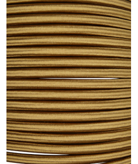 0.75mm Round Cable Bronze