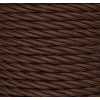 0.75 Twisted Cable Brown