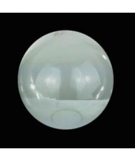 300mm Clear Globe Shade with 100mm Fitter Hole