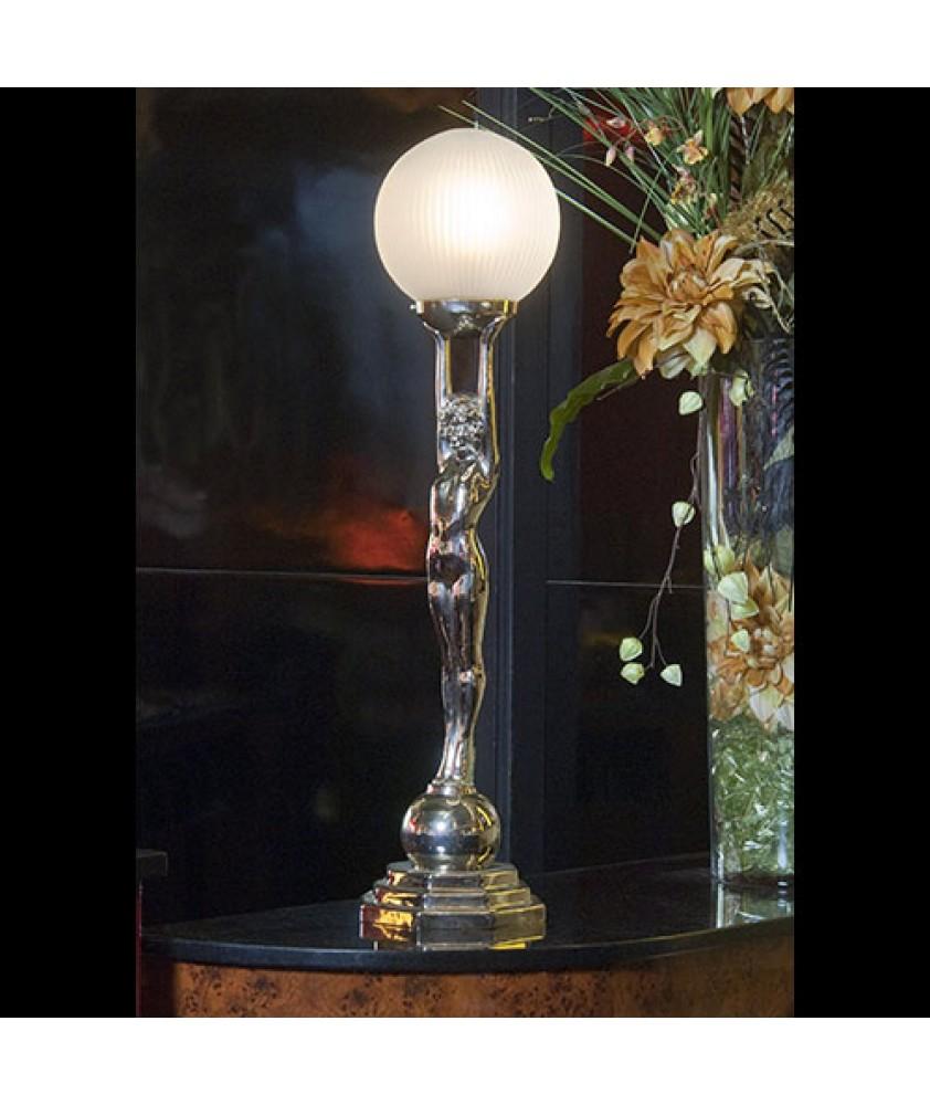 Deco Lady Lamp