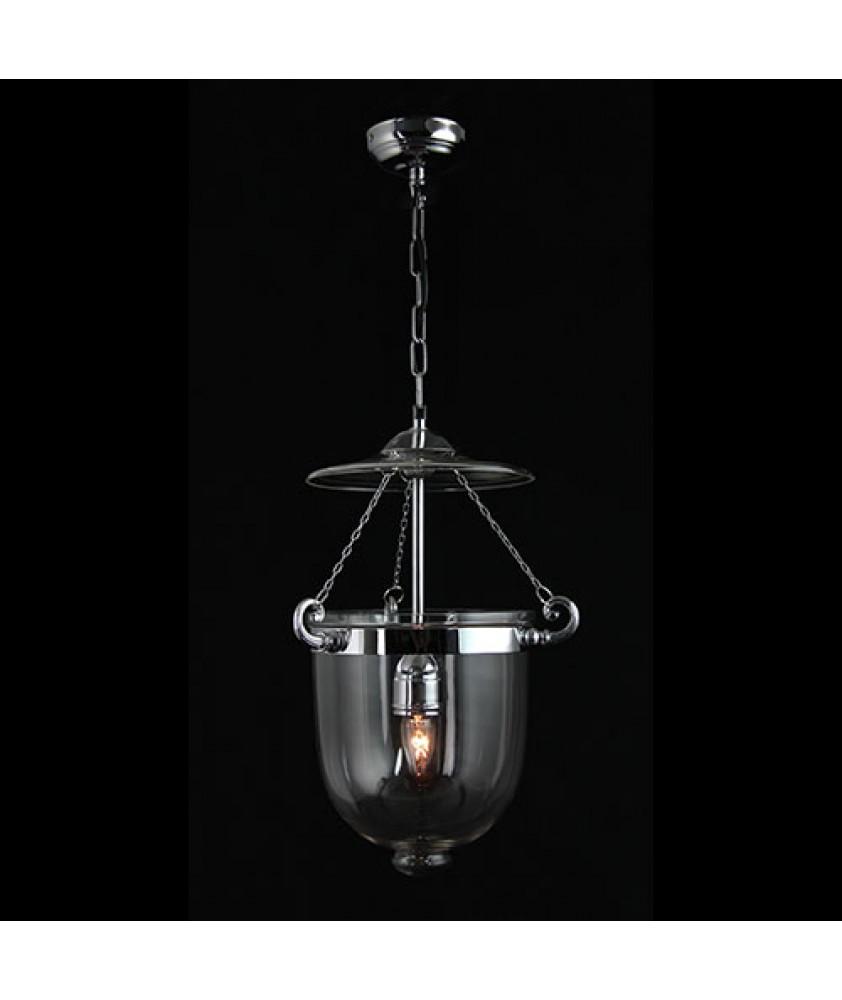 Medium Georgian Lantern - Chrome