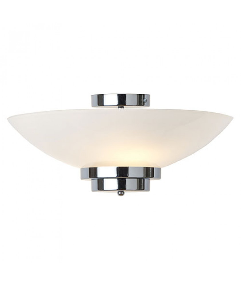 Stratton Semi Flush Ceiling Light