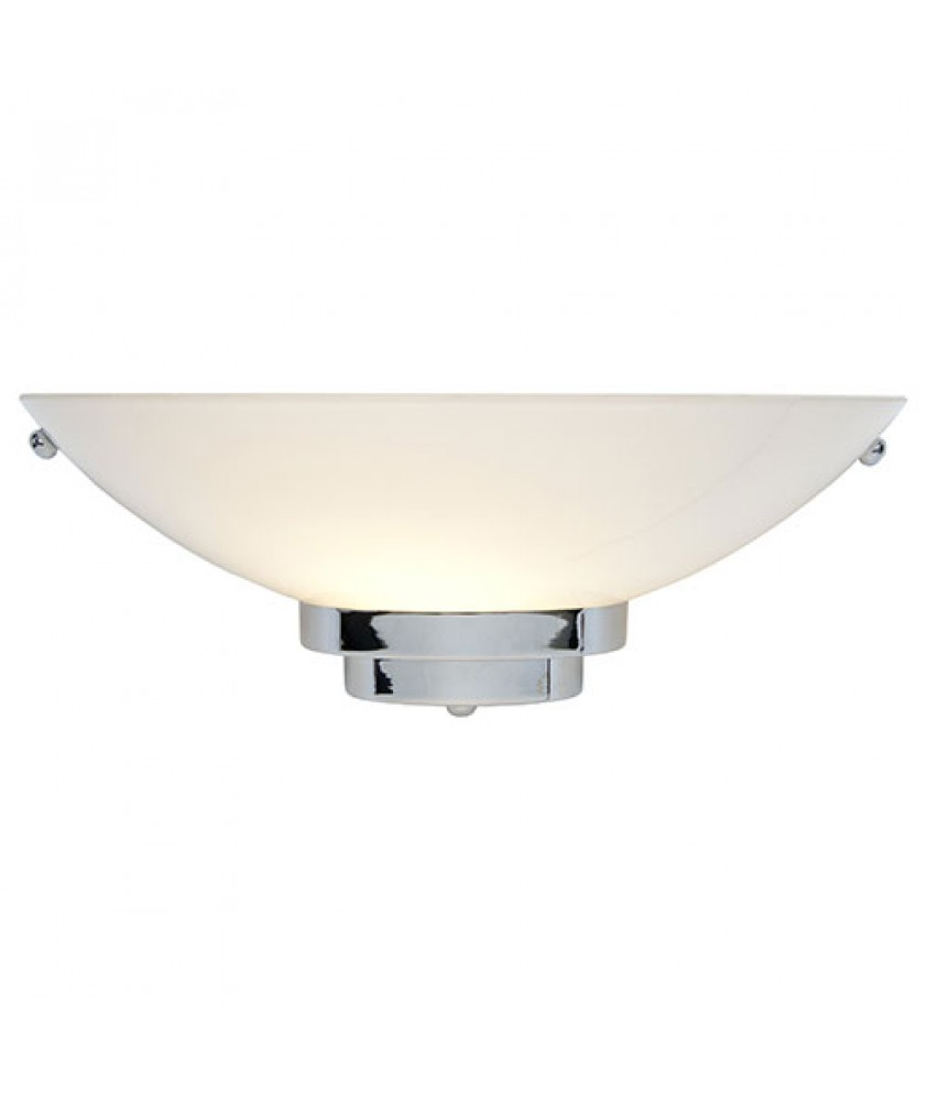 Stratton Flush Wall Light