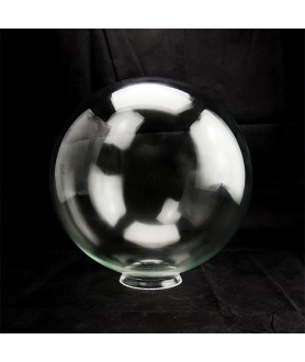 400mm Clear Globe with 150mm Fitter Neck