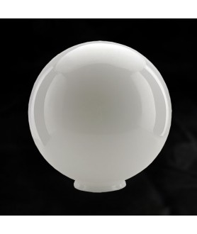 Original 150mm Opal Globe with 80mm Fitter Neck