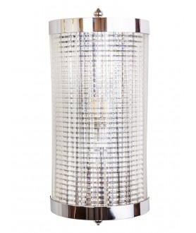 Art Deco Style Prismatic Wall Lights