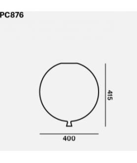 400mm Memory Balloon Ceiling Light (Various Colours)