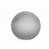 250mm Large Frosted Crackle Globe