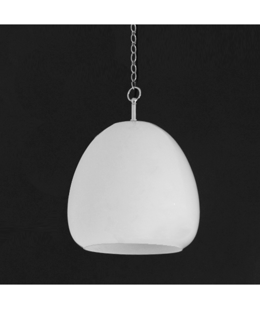 Opal Acorn Pendant