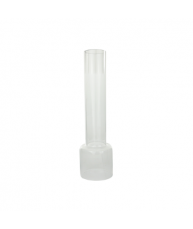 34mm Short Kosmos 6 Line  Oil Lamp Chimney