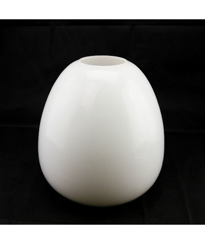 280mm Opal Acorn Light Shade with 80mm Fitter Hole