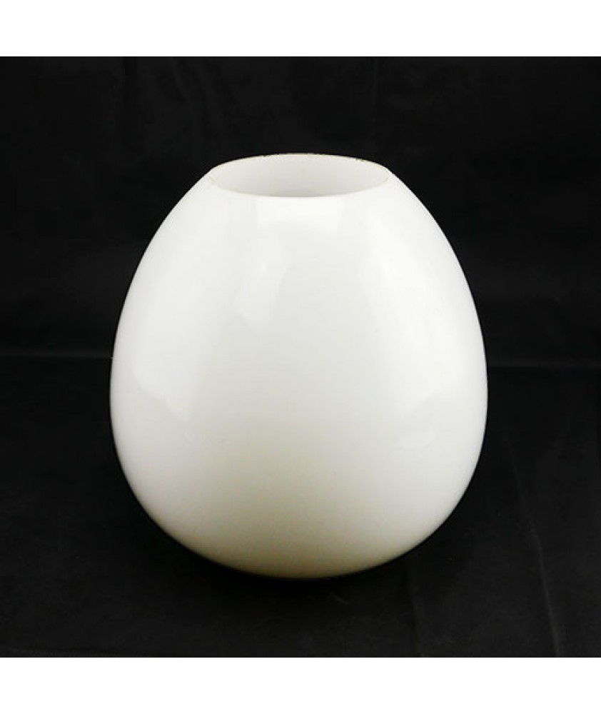 260mm Opal Acorn  Light Shade with 110mm Fitter Hole