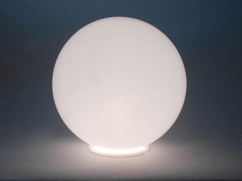 polycarbonate globe